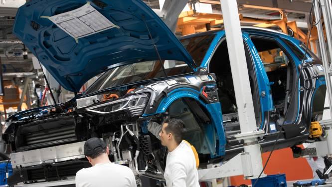 Audi in Vorst en Volvo Trucks in Gent hernemen productie