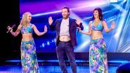 Buikdanseressen Katjana en Elke geven het beste van zichzelf in tweede aflevering van Belgium's Got Talent
