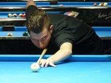 Jan van Lierop uit Deurne goudhaantje bij NK poolbiljart in Eindhoven