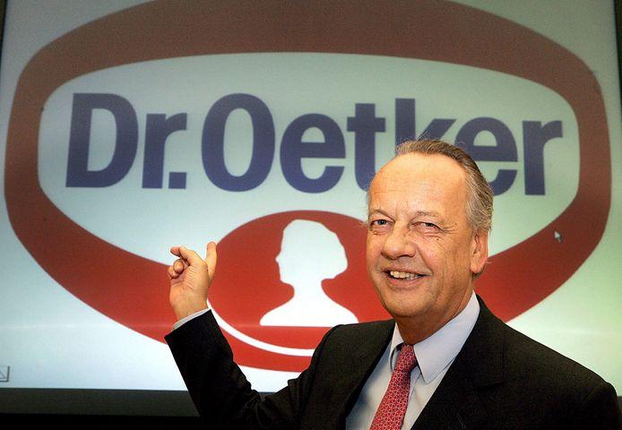 August Oetker in 2006, toen nog als CEO van Dr. Oetker.