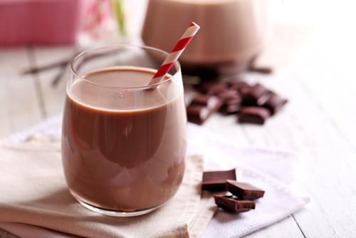 Chocolademelk wordt bijna altijd gemaakt van duurzaam geproduceerde cacao