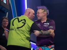 Wright daagt Van Gerwen opnieuw uit: 'Hij wint dit jaar geen tv-toernooi'