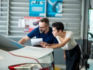 Dommages à votre auto: quel est le rôle de l'expert ?