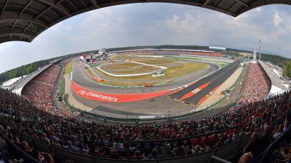 """Hockenheim ziet het somber in: """"Kans reëel dat het zondag de laatste GP van Duitsland is"""""""
