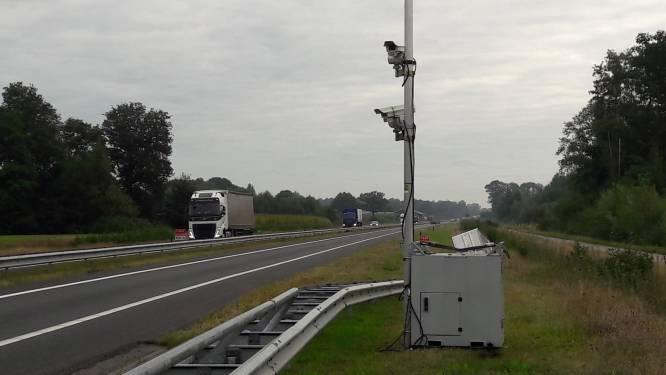Mysterie opgelost: dit filmt deze camera langs de N18 bij Eibergen