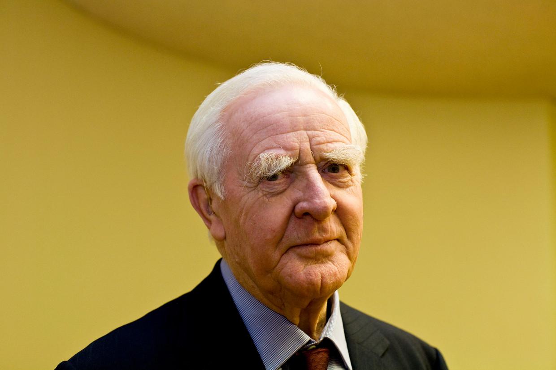 John le Carré overleed op 89-jarige leeftijd.  Beeld David Levenson / Getty