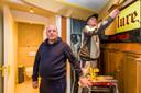 Kees Lankhaar, eigenaar van bistro Tante Pietje in Den Bosch.