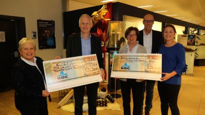 KBC schenkt 29.000 euro aan MS-Liga