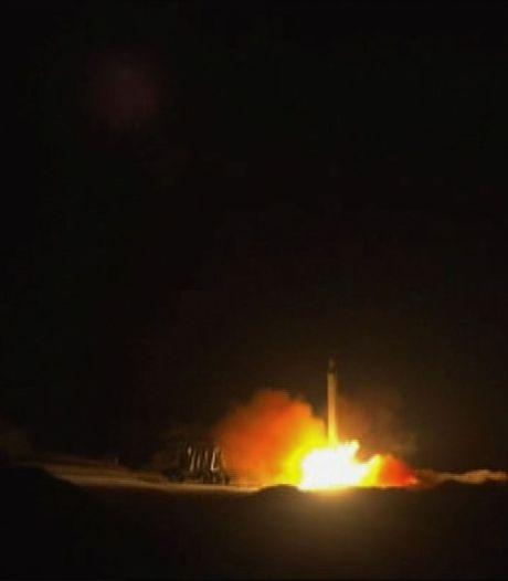 Une base abritant des Américains visée par 10 roquettes en Irak