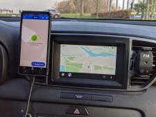 Flitsmeister nu ook in Android Auto beschikbaar