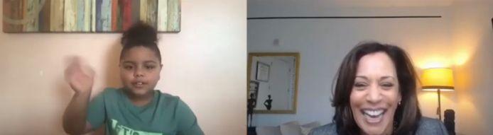Videocall Kamala Harris en Cavanaugh Bell (8)