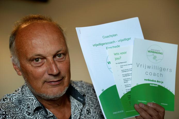 """Jan Kuijpers: """"Voor een deel van zo'n 15.000 mensen kan de vrijwilligerscoach zeker iets betekenen."""""""
