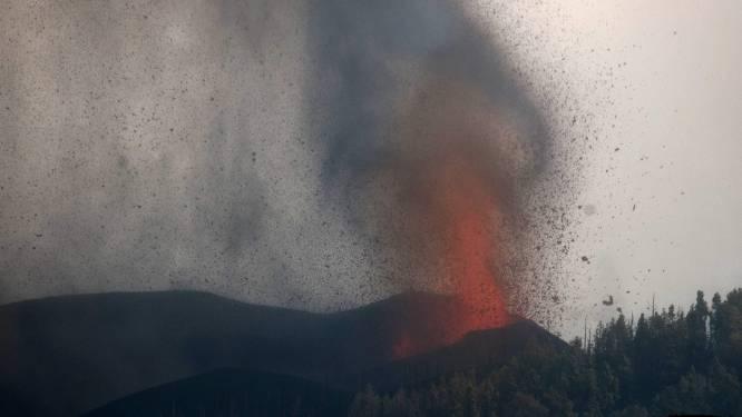 Eruption aux Canaries: la lave descend lentement vers la mer, des gaz toxiques redoutés