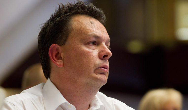 Groen-fractieleider Stefaan Van Hecke. Beeld BELGA