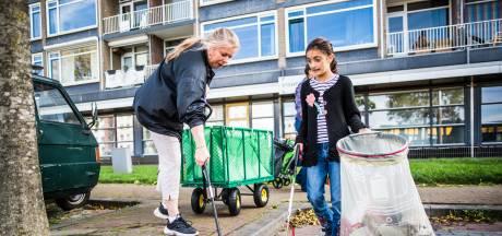Bolderkar zwerfvuilploeg Arnhem gejat: donaties sympathisanten goed voor vijf nieuwe