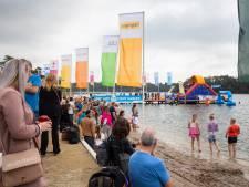 Swim to Fight Cancer vlot verhuisd naar Vught: 'Het was een keer diep zuchten, maar het is gelukt'