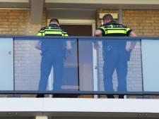 Politie doet inval bij woning aan de Valkenhorst in Amersfoort