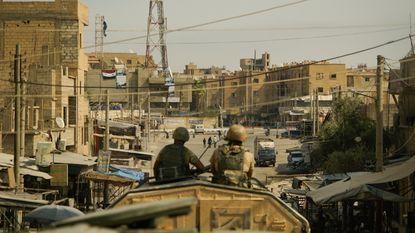 Russische speciale eenheden steunen Syrisch offensief