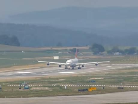 Primeur bedrijf AELS: Airbus 340-313X op Koningsdag naar Twente