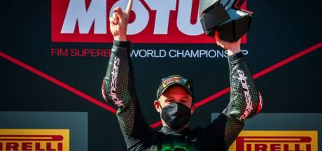 Rea pakt voor zesde keer op rij wereldtitel Superbike