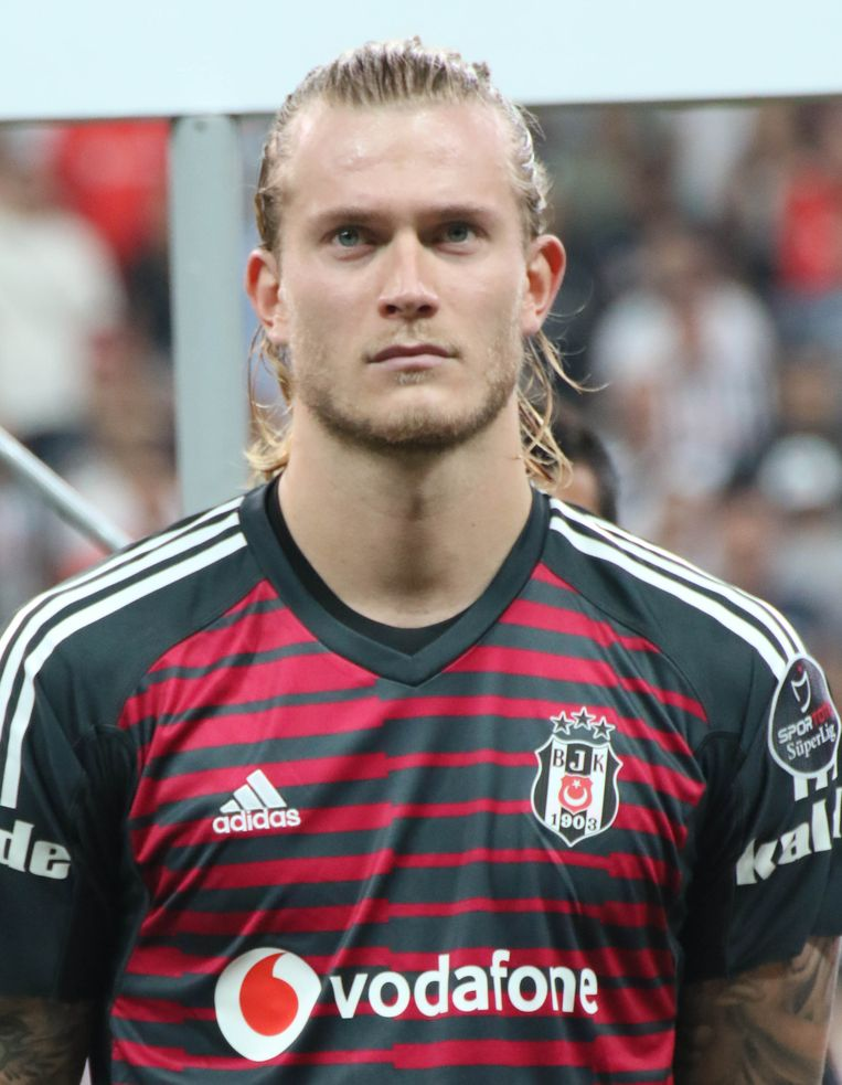 Goalkeeper Loris Karius