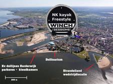 NK Freestyle Kayak op Aaltjesdag