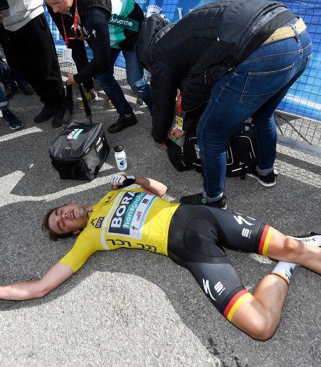 Schachmann schrijft Parijs-Nice op zijn naam, Quintana wint laatste rit