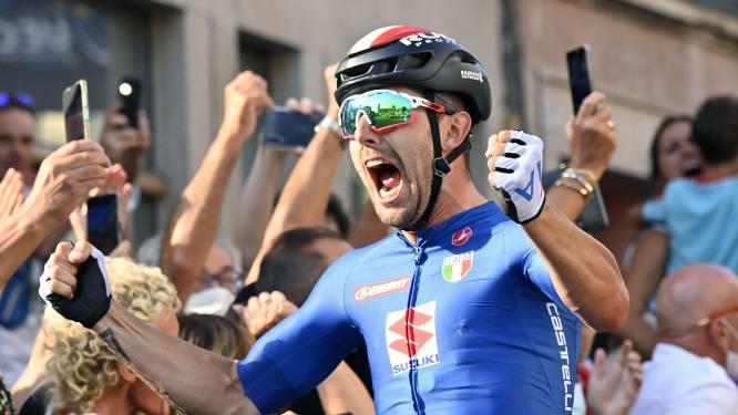 WK kort | Sonny Colbrelli kopman Italiaanse ploeg