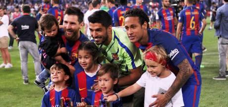 Messi: waslijst aan prijzen en records bij Barcelona