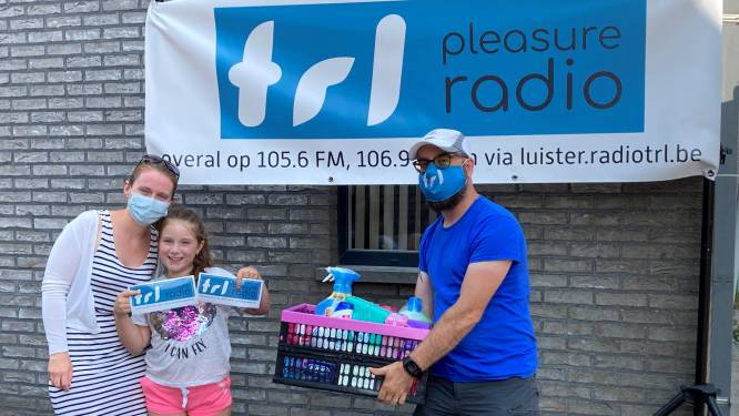 """Inzamelactie Radio TRL groot succes: """"Mensen kwamen langs met volgeladen vrachtwagens"""""""