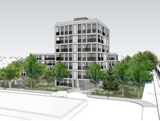 Vergunning afgeleverd voor 44 appartementen op voormalig voetbalplein FC Bosdam