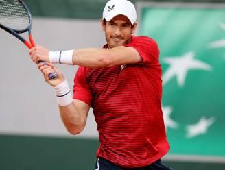 """Andy Murray maakt toekomstplannen: """"Caddie worden lijkt me leuk"""""""