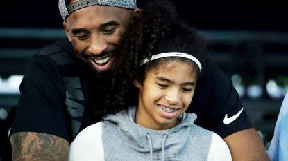 Kobe Bryant had reeds 'geheime' afscheidsbrieven voor vrouw en kinderen klaar
