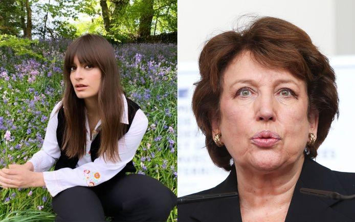 Clara Luciani et Roselyne Bachelot