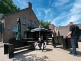 Cafés kunnen terrassen uitbreiden, maar hebben liever een kalme herstart