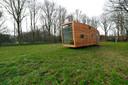 Een tiny house is één van de 'nieuwe woonvormen'.
