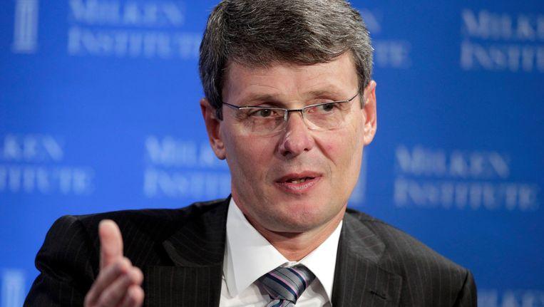 CEO Thorsten Heins. Beeld REUTERS