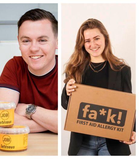 Jonge ondernemers over hun bedrijf: 'Je hoeft niet tien jaar te wachten op een goed idee'