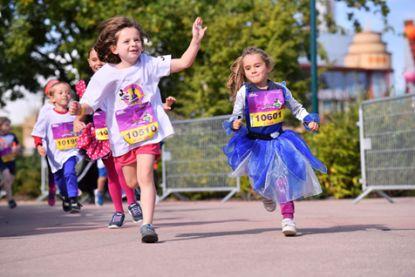 Lopen met de grootste schurken tijdens het Magic Run Weekend in Disneyland Paris
