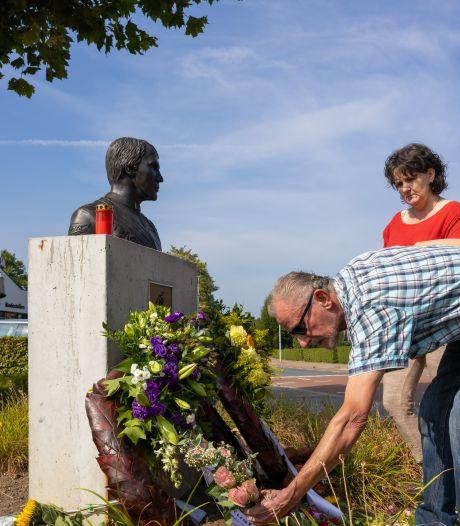 Dorp rouwt om door ongeluk overleden motorcoureur Boet van Dulmen: 'Hij was een van ons'