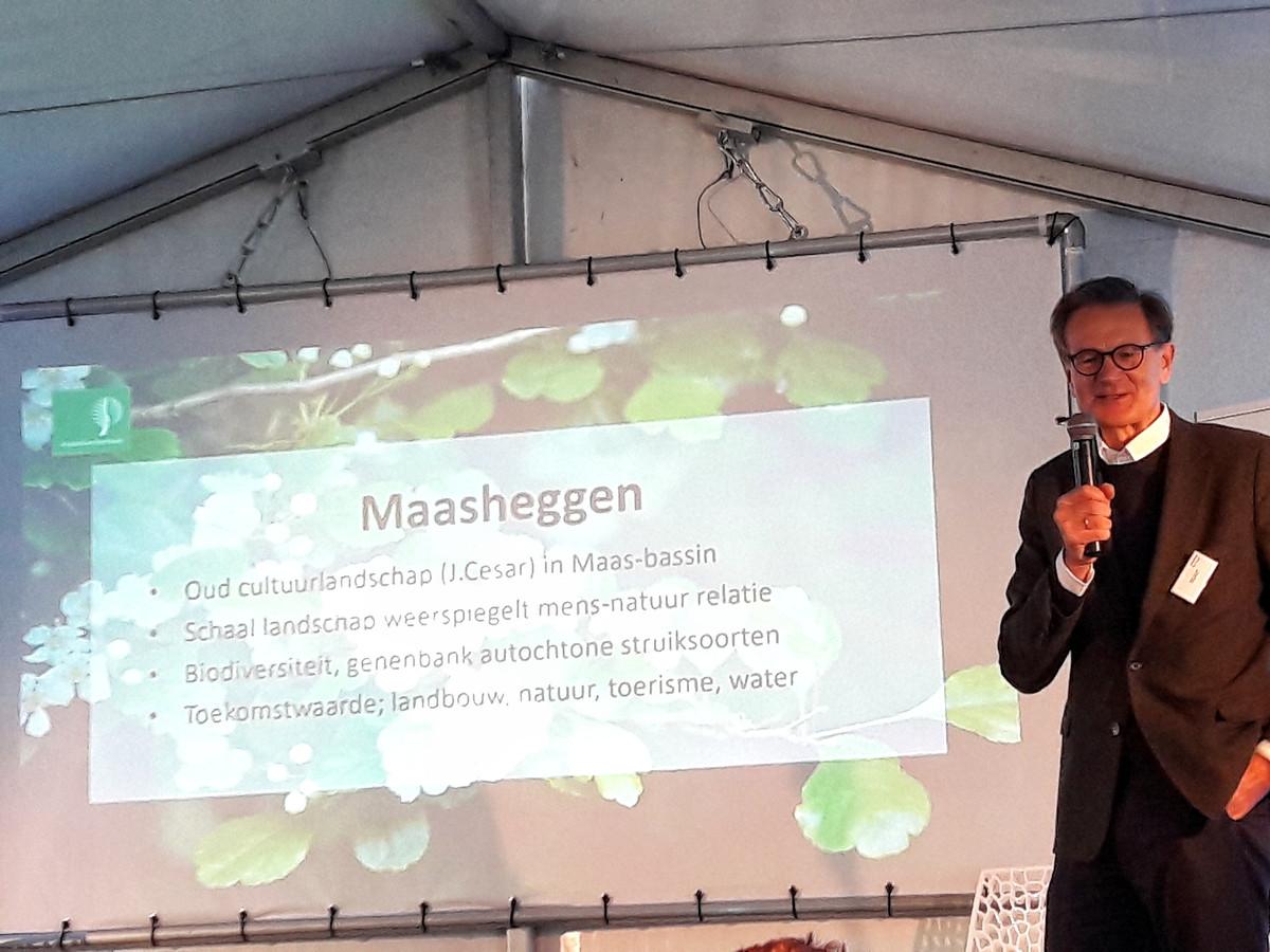 Sylvo Thijsen, directeur Staatsbosbeheer.