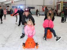 Jeugd Rozenburg schaatst er op los