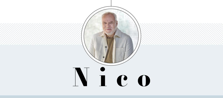 Nico Dijkshoorn Beeld Ester Gebuis