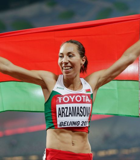 Oud-wereldkampioene 800 meter Arzamasova vier jaar geschorst