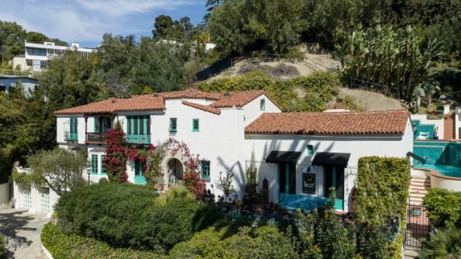 Villa van 5,8 miljoen is laat moederdagcadeau van Leonardo DiCaprio