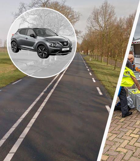 Politie vraagt om camerabeelden van Rijksstraatweg naar Zwolle in zoektocht naar Deventenaar (55)