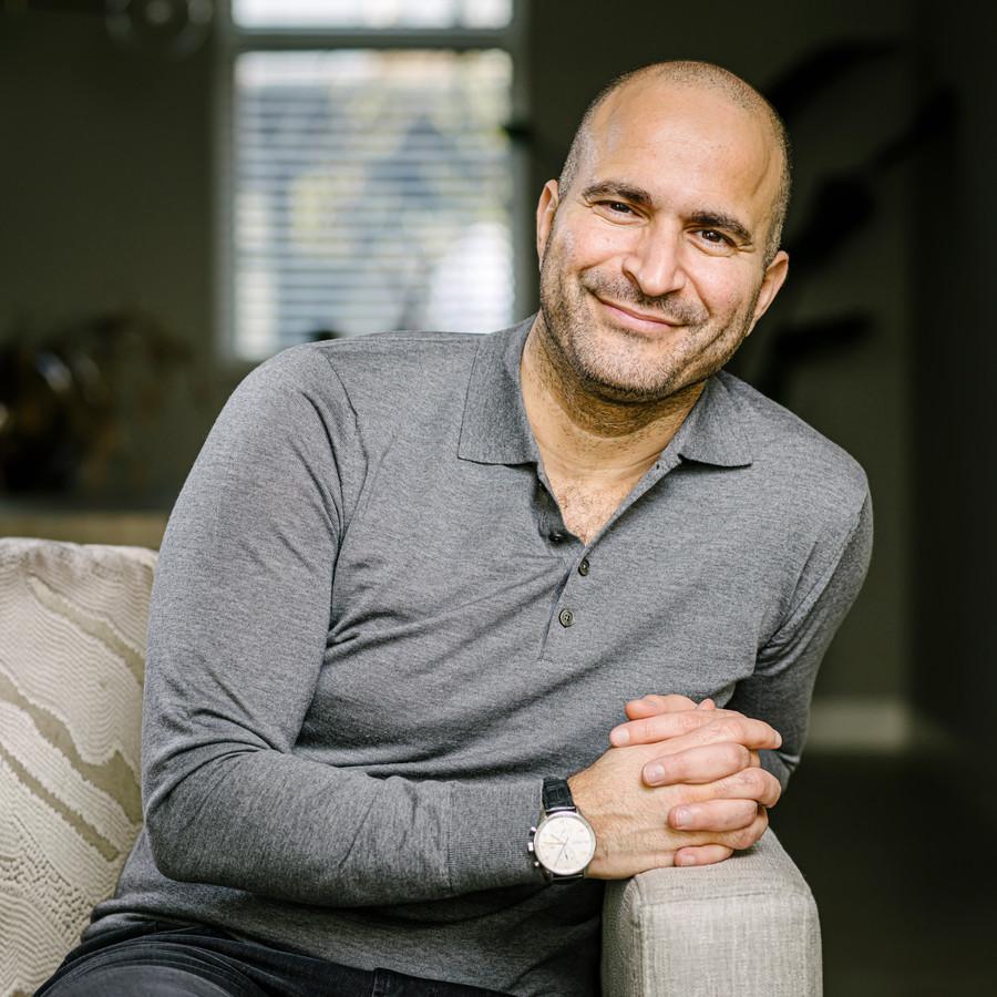 De Utrechtse advocaat Anis Boumanjal.