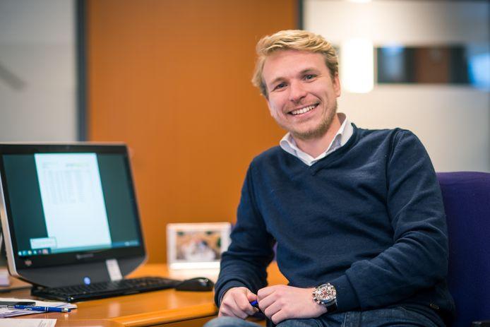 Snurk-expert Olivier Tielemans.