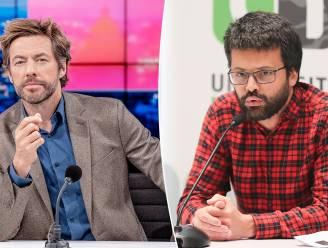 """Viroloog Emmanuel André mengt zich in debat over mondmaskers in tv-studio's: """"Concentratie CO2 zegt weinig over ventilatie"""""""