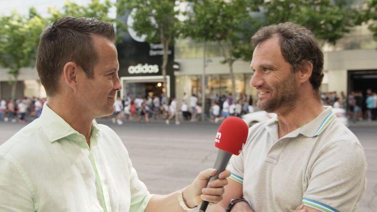 Gilles De Bilde en Stephan Keygnaert.